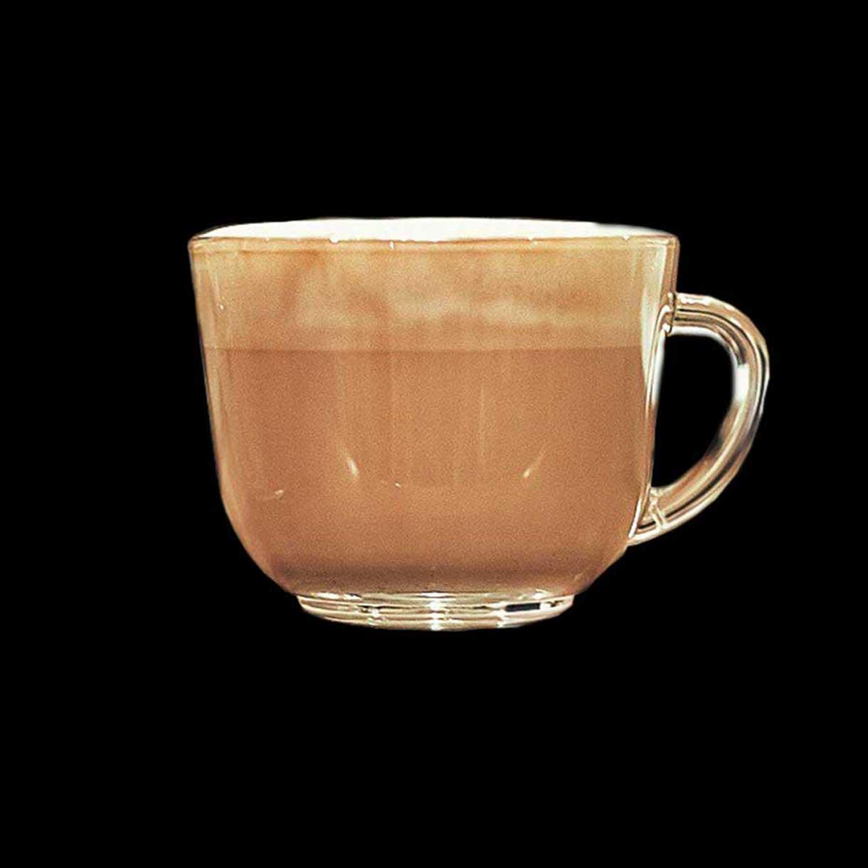 espresso-based coffee drink